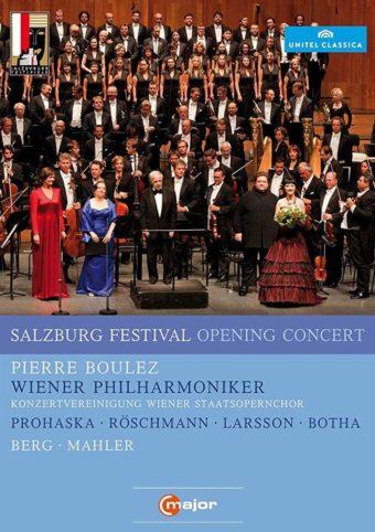 Salzburgfestival Cover